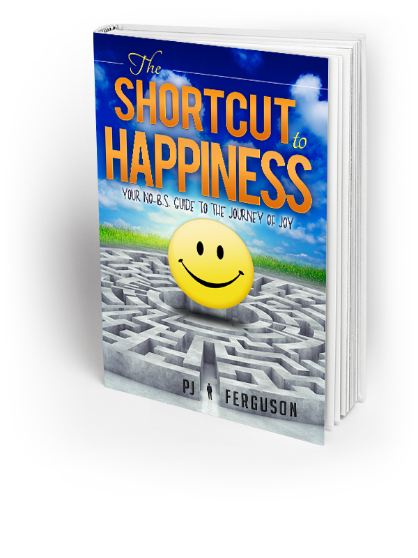 shortcut to happiness how to be happy front cover